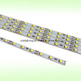 striscia rigida dell'indicatore luminoso di 12V SMD 2835 LED in 60LEDs/M