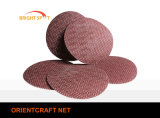 Disco de fibra de tecido de óxido de alumínio Emery