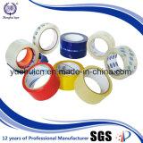 Diversa cinta adhesiva del claro BOPP del color