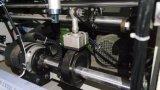 Sola línea bolso caliente de la alta calidad del corte del chaleco que hace la máquina