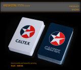 Cartões de jogo novos do PVC do plástico de 100% para a promoção