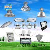 lâmpada da indução de 40W 50W 60W 80W que escurece a luz elevada do louro