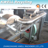 PEPE HDPE plástico reciclado pelletizing / máquina de granulación PE película