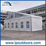 barraca transparente do banquete de casamento do PVC do espaço livre de 15m