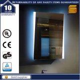 Espelho Backlit leve do diodo emissor de luz do banheiro aprovado do UL para o projeto do hotel