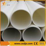 Linea di produzione di plastica del tubo della singola vite pp