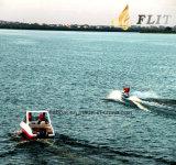 Barco de pesca de casco de fibra de vidro com 8-10 passageiros