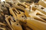 195-78-71111 el cargador parte el reemplazo de los dientes del destripador de la construcción del diente del compartimiento