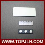 Étiquette nommée magnétique en bois de forces de défense principale d'impression nommé fait sur commande