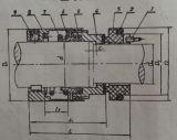 Selo mecânico para a bomba (110)