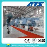linha de produção fornecedor da pelota da alimentação 1-20t/H animal de Jiangsu
