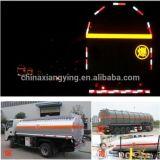 15 cm de ancho de alta densidad de diamante vehículo reflectante del vehículo de láminas, naranja de advertencia de seguridad cinta reflectante de película