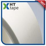 Nastro bianco adesivo del panno di vetro della fibra del silicone