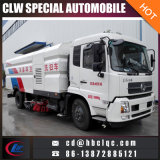 16m3 고압 도로 세탁기 유조 트럭 청소 스위퍼 트럭