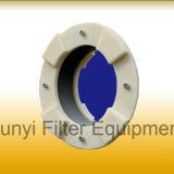 L'AP contrôlent le filtre-presse de Individu-Lavage de membrane avec 1000 le type tissu filtrant