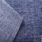 Tessuti di cotone e delle lane per Autumu o cappotto di inverno nell'azzurro di blu marino