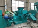 Máquina de aluminio del enladrillado del polvo de la alta producción