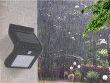 Luz 16LED da parede do sensor solar (KS-18002)