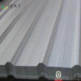 Tôles d'acier galvanisées par toiture ondulée