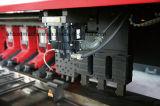 Машина паза фальцаппарата v CNC v металлического листа