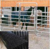 Tapetes de borracha de vaca, escultura de azulejos de vaca, esteira de revestimento de animais