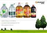 máquina de molde do sopro do frasco 5L para o petróleo comestível ou a água