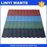 Les matériaux de construction aimables neufs chinois que le métal structure la Chambre de toiture/a donné à des tuiles une consistance rugueuse de toiture en métal