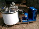 tanque refrigerar de leite 1000L, tanque vertical refrigerar de leite