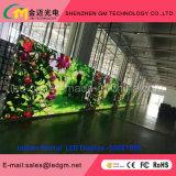 Afficheur LED P3.9 d'intérieur avec le Module d'aluminium de location de 500mmx500mm