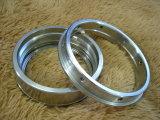 Piezas que trabajan a máquina de aluminio anodizadas para el uso de Mechanial