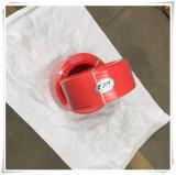 Ссадина - пояс упорного полиуретана круглый, ровный пояс PU