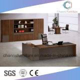 古典的なオフィス木表の家具マネージャの机