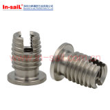 Auto-Tapping External Threaded Insert Withd Cutting Slot