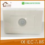 Interruptor grande de Bell de puerta del botón de la PC blanca de la alta calidad