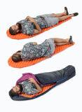 Matelas d'air campant ultra-léger de tente de couvre-tapis de coussin gonflable de garniture de sommeil