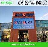 P10 SMD LED de visualización de publicidad al aire libre