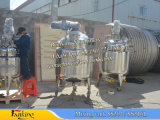 Reattore dell'acciaio inossidabile del reattore chimico 1000L~6000L del riscaldamento ad acqua calda