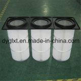 Filtro em caixa de filtro de ar do poliéster
