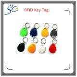 Indicateurs de clé d'hôtel sans contact de l'IDENTIFICATION RF Tk4100