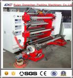 Tipo vertical rolo de película dos PP do PE que corta a máquina do rebobinamento (DC-VF1100)