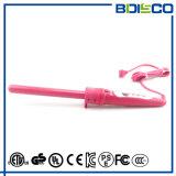 Bidiscoの交換可能な5つの管のヘアアイロン(A115)