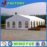 Шатер PVC Гуанчжоу большой и дешевый напольный водоустойчивый придавая огнестойкость партии венчания