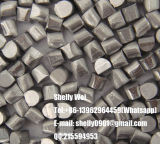 주조 알루미늄 탄 또는 알루미늄 Shot//Stainless 커트 철사 탄 /Lead는 쏘고/쏘인/쏘인 잘린 철사/Ss 탄 구리 커트 탄 아연