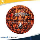 Basket-ball personnalisé par aperçu gratuit de pratique en matière de logo