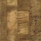 Het houten Patroon Doordrongen Document van de Melamine