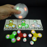LEDの落着きのなさの紡績工LED手の紡績工のおもちゃの落着きのなさの紡績工