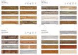 Diseños de los azulejos de suelo de la mirada del ladrillo de la impresión de la inyección de tinta