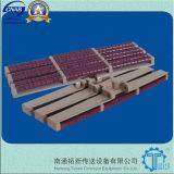 Chaînes en plastique droites de lamelle du fonctionnement Lbp831 (LBP831-K325)