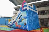 Diapositiva seca de la gorila inflable atlántica del tema para el patio (CHSL639)