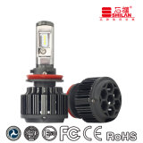 Bombillas de la calidad del coche auto excelente de la luz T6 H11 LED